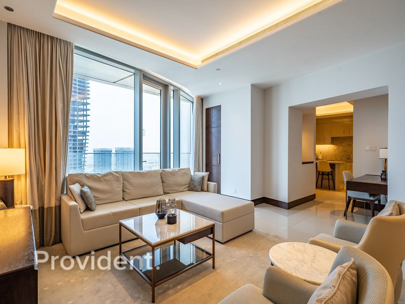 Serviced Apartment/All Bills Included/Exclusive