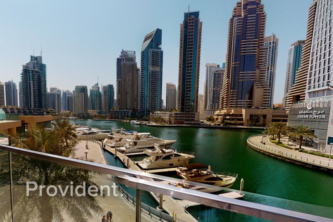 4BR Duplex Villa|Luxury Furnished|Full Marina View