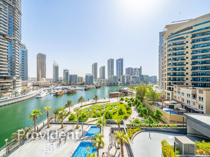 Spectacular Home with Marina View | Vacant