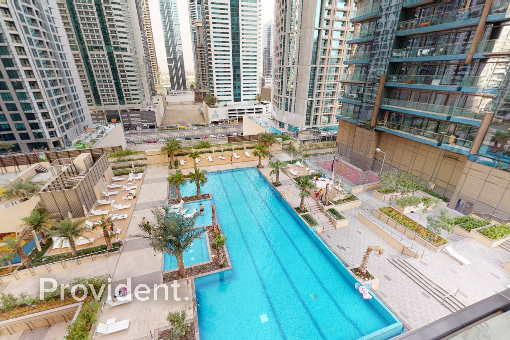 Affordable Contemporary 1BR | High End Facilities