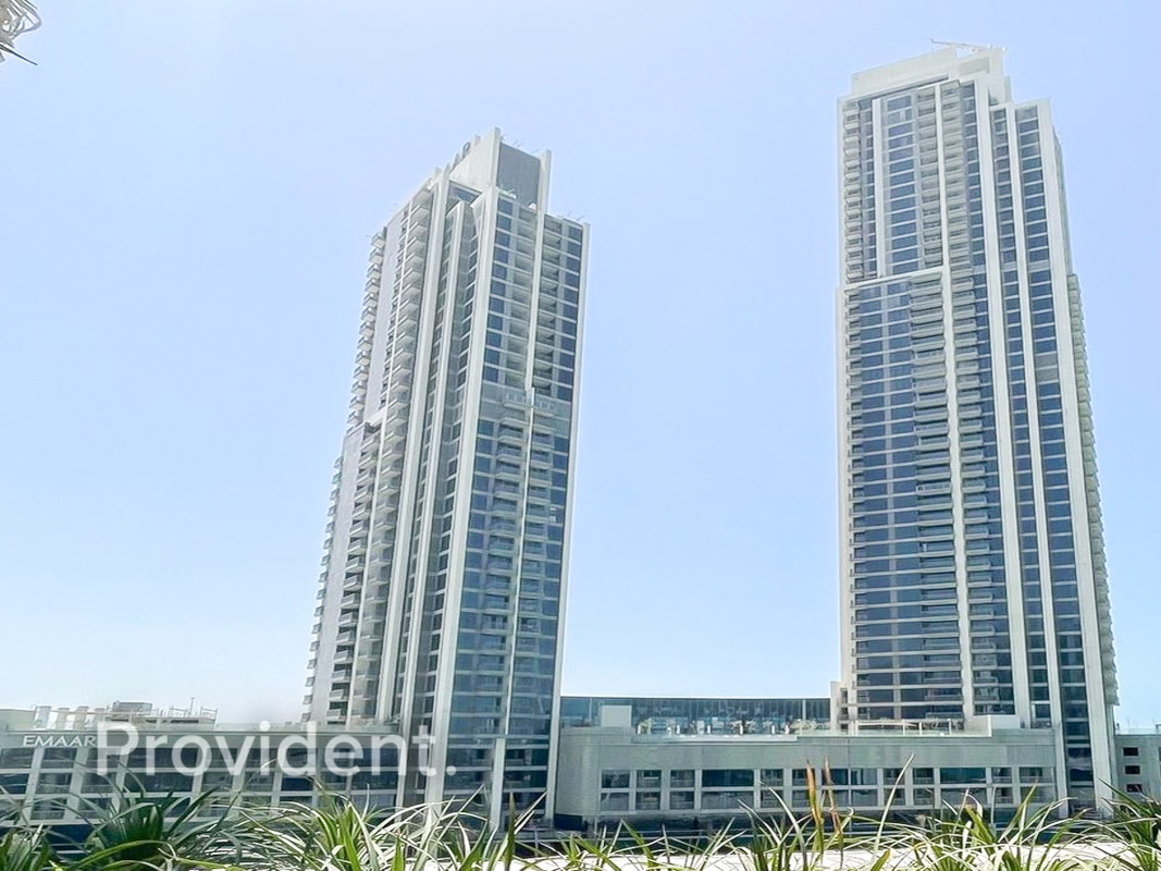 Full Sea View | Luxury Ready 2 bed | Brand New