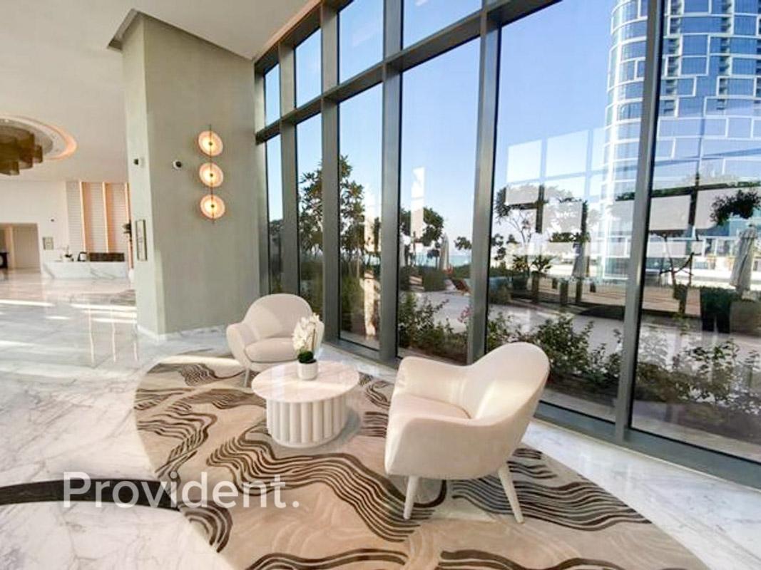 Resale 2 Bed | Stunning Sea View | High Floor