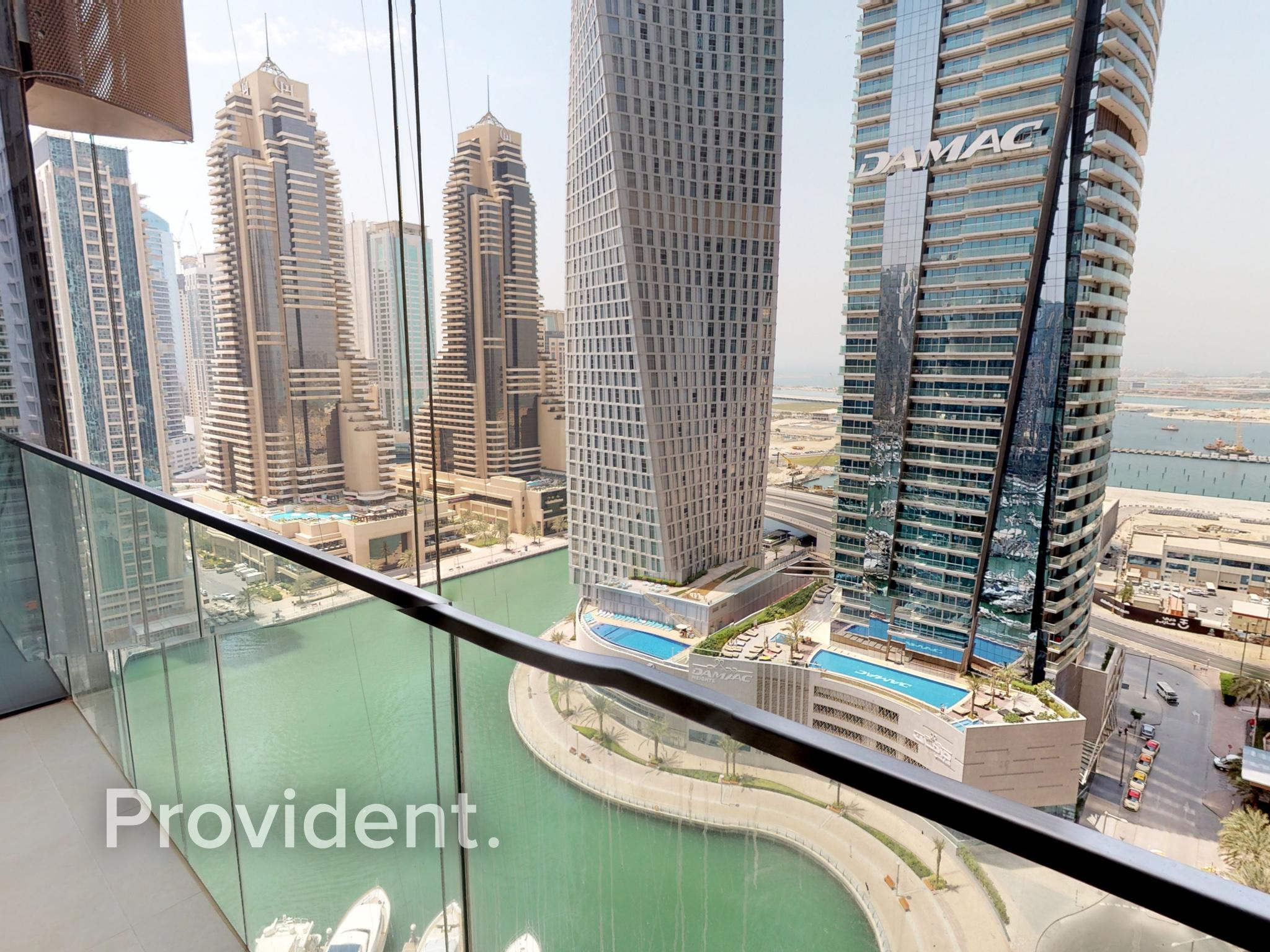 Exclusive | Tenanted Marina & Sea View | High ROI