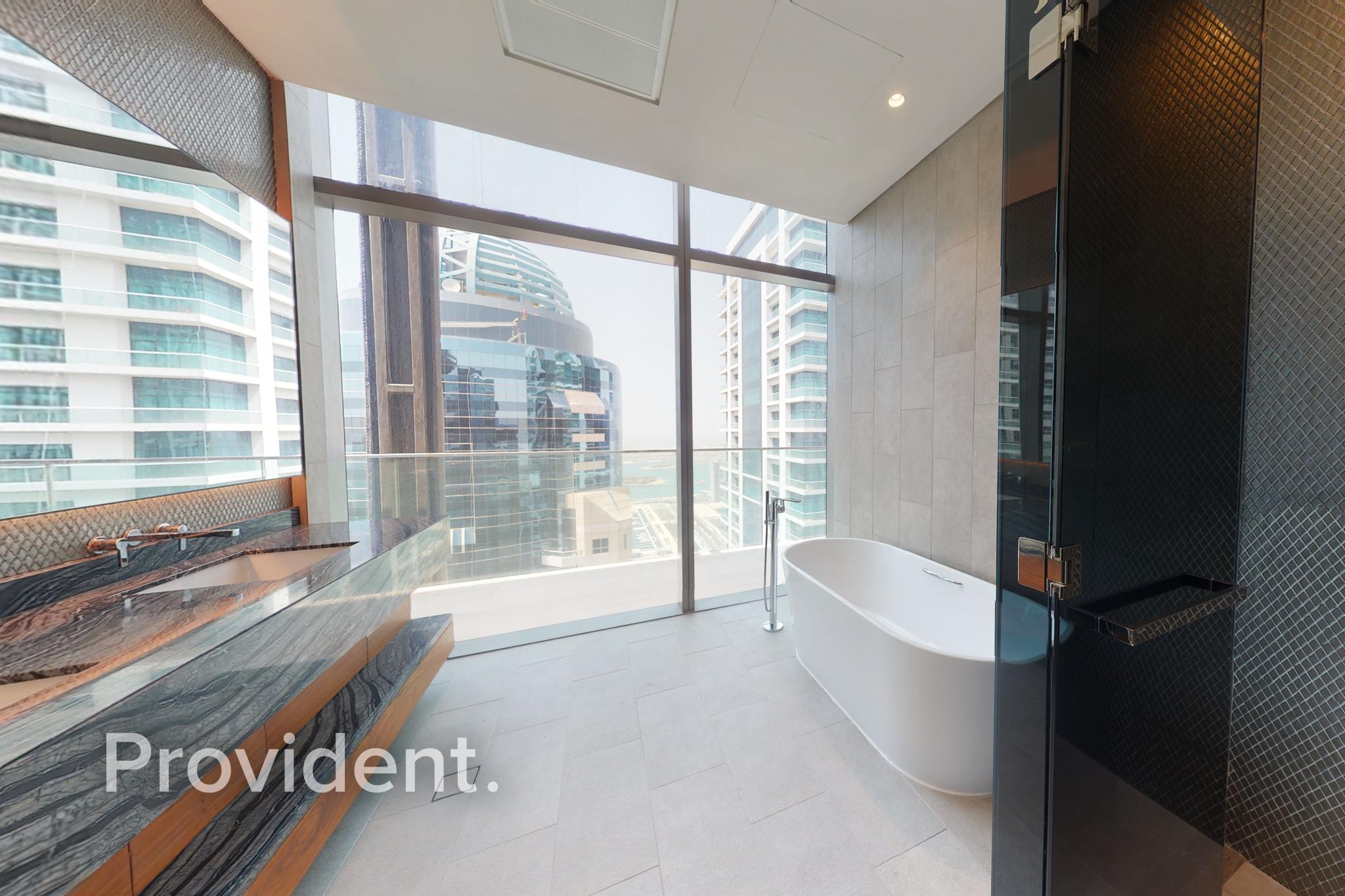 Luxury Penthouse Full Marina View 4 Parking Bays