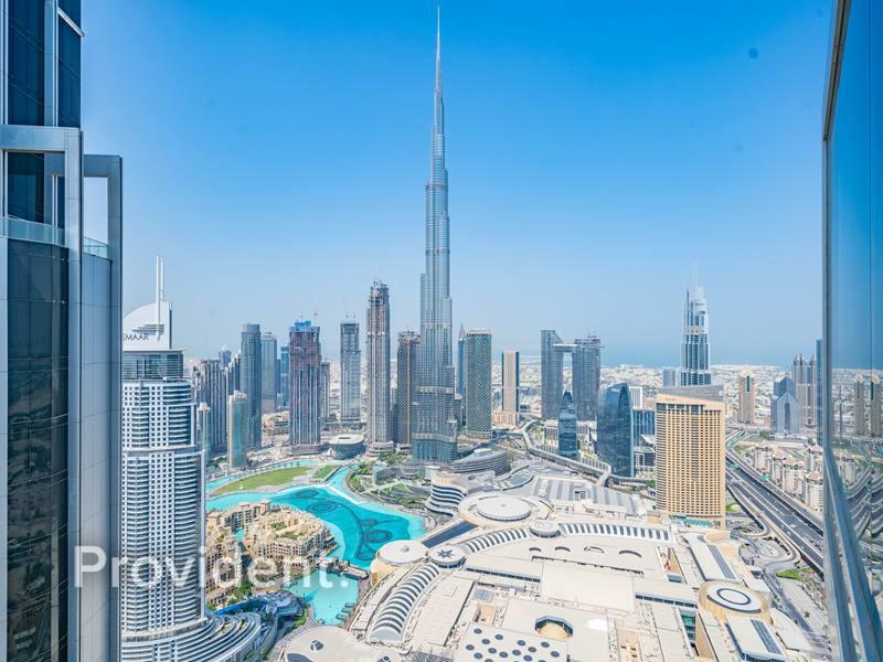 Sky Collection | Burj Khalifa view l Vacant