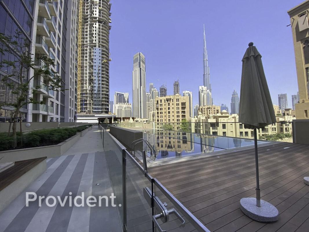 High Floor   Brand New   Luxurious 1 BR
