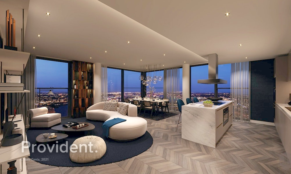 Customize Your Duplex Penthouse | Live in the Sky