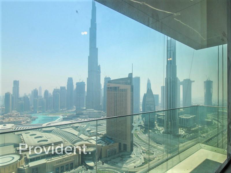 Full Burj View, Direct Connection Dubai Mall