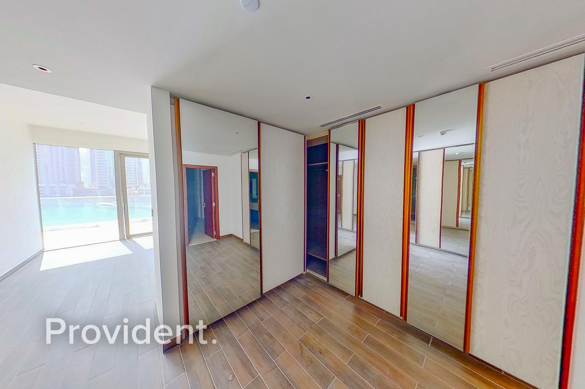 Duplex 4BR+Maids | Luxury Tower  |Full Marina View