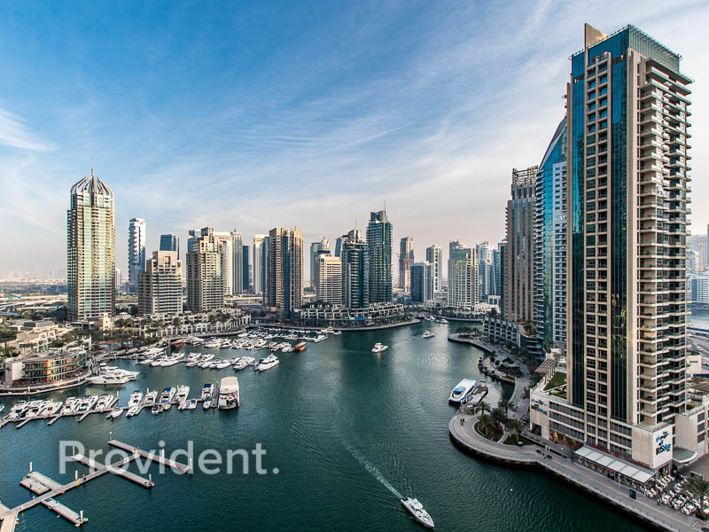 Exclusive | Full Marina View | Most Desirable Home