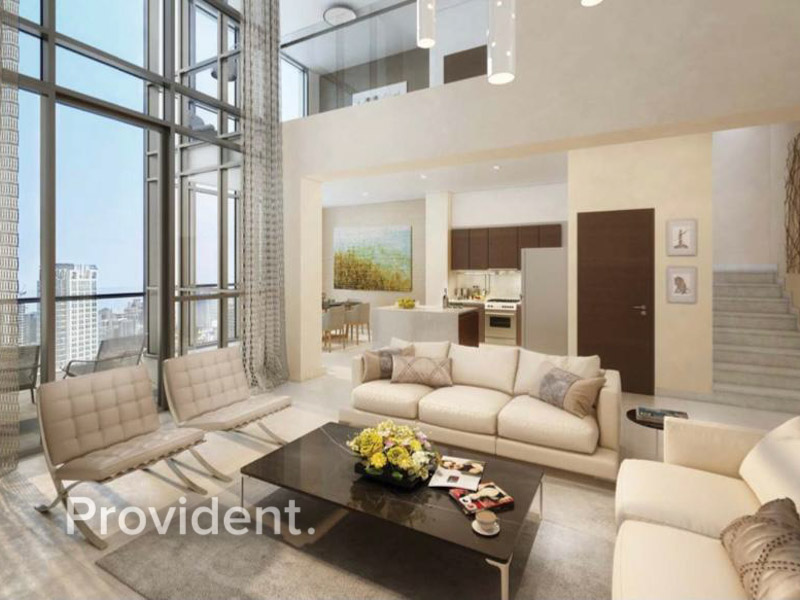 Brand New / Stunning 1 BR / Canal View