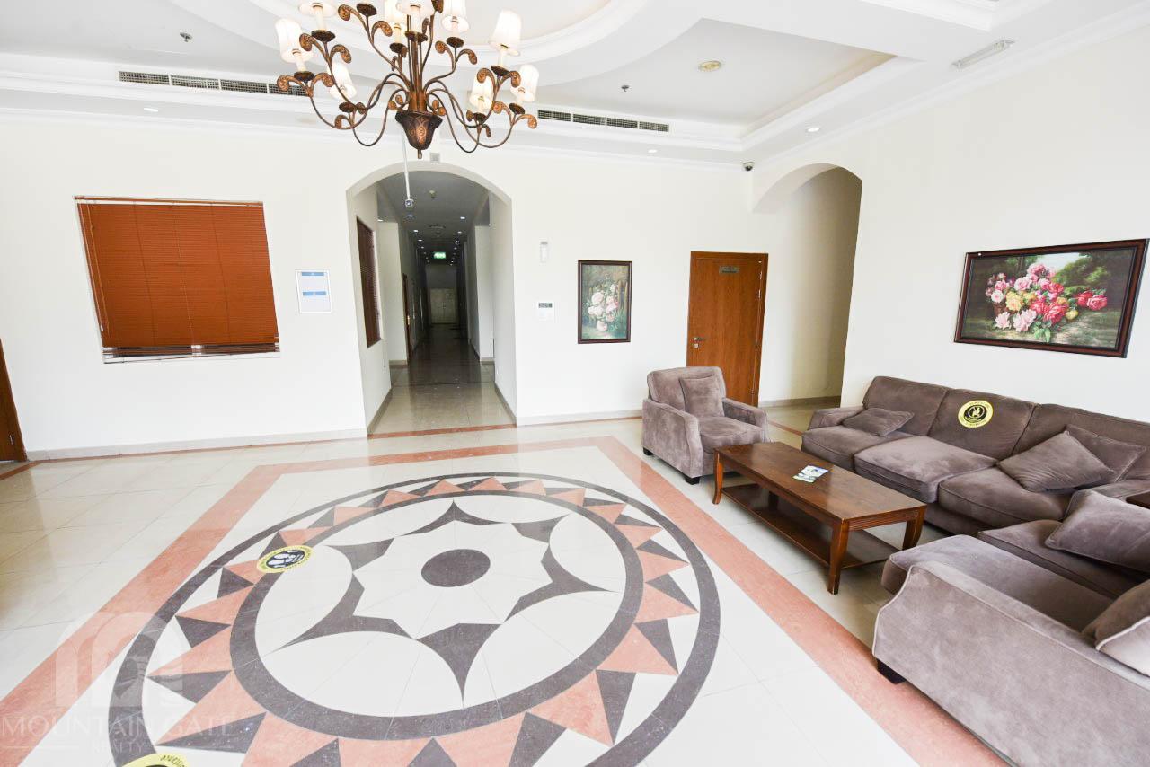 Studio with Balcony negotiable price