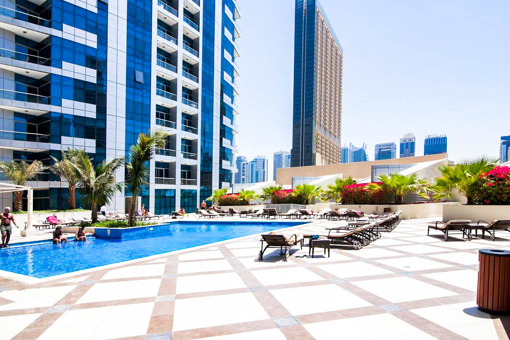 Amazing Full Marina view 2BR Aprt/Bay Central