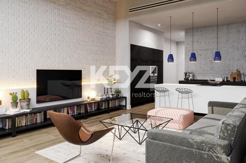 Incroyable One Bedroom Loft Apartment For Sale In Barcelona