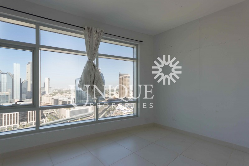 Exclusive, Full Burj and Fountain view, Vacant