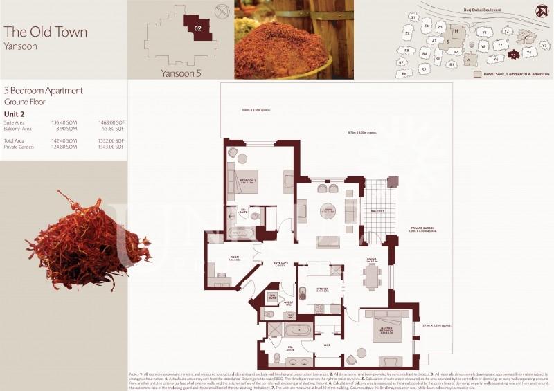 2BR +Study + Huge Garden | Rare Unit | Yansoon