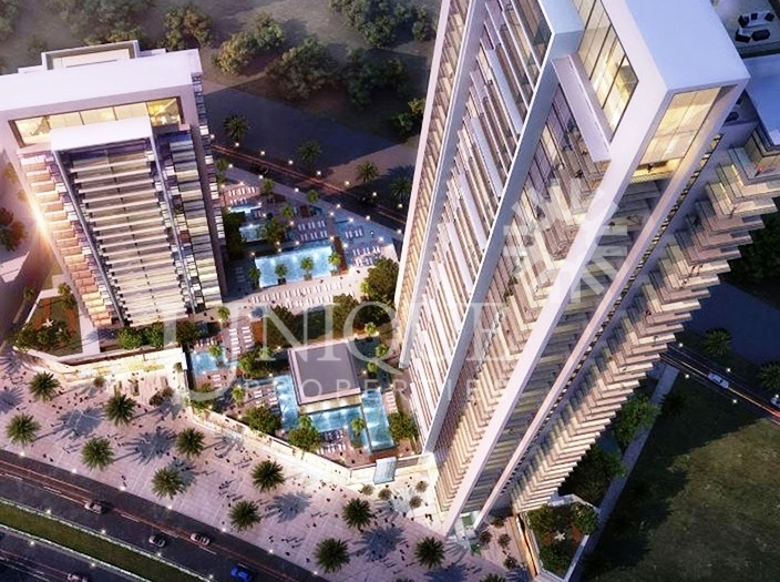 Ready Apartment in Blvd Crescent T1 | 07 Series