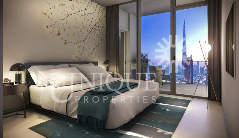 High Floor Beautiful views Connected to Dubai Mall