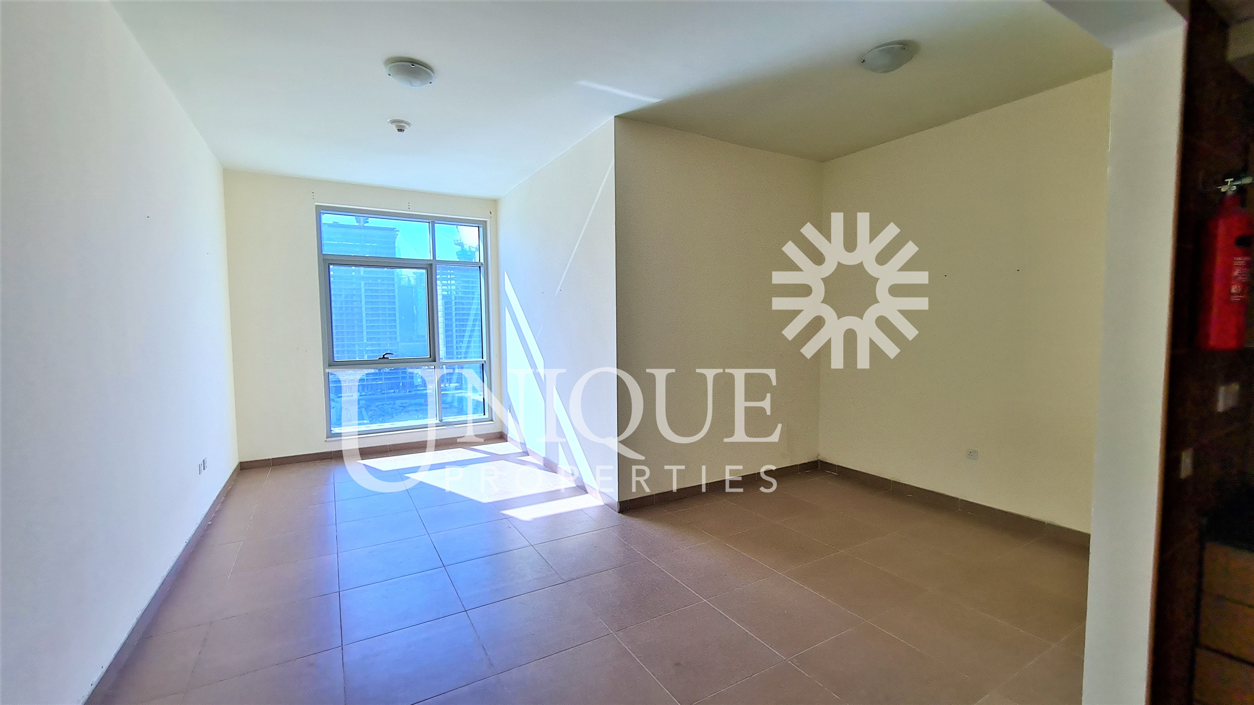 Ready To Move In | Amazing Canal View | Big Studio