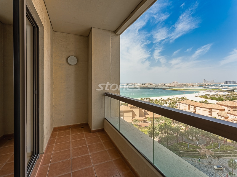 Exclusive Four Bedroom + Maids   Full Sea View