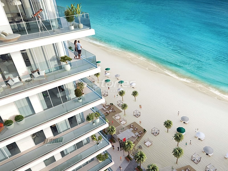 Dubai Harbour   Best Layout Unit  Near Beach