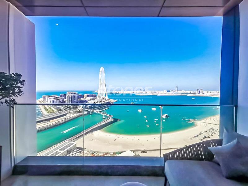Genuine RESALE  R3B  High Floor  Full Sea View