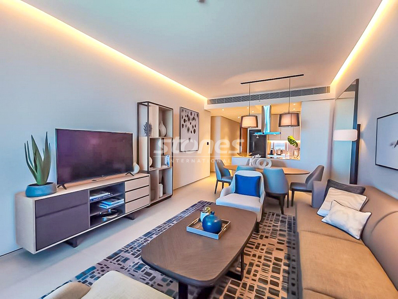 Luxurious Fully Furnished Serviced Apartment