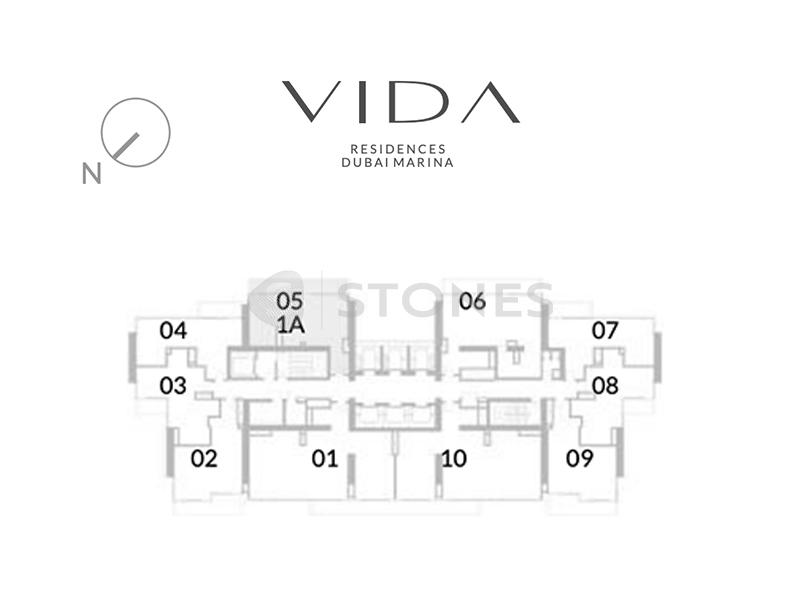 Vida Residences Dubai Marina-11