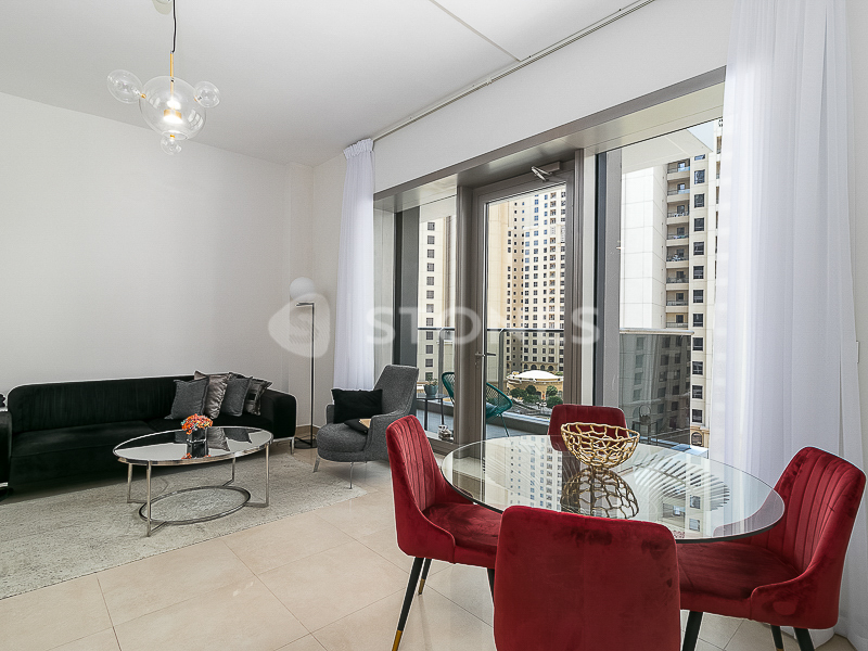 Exclusive |Huge Layout |Furnished |Marina View