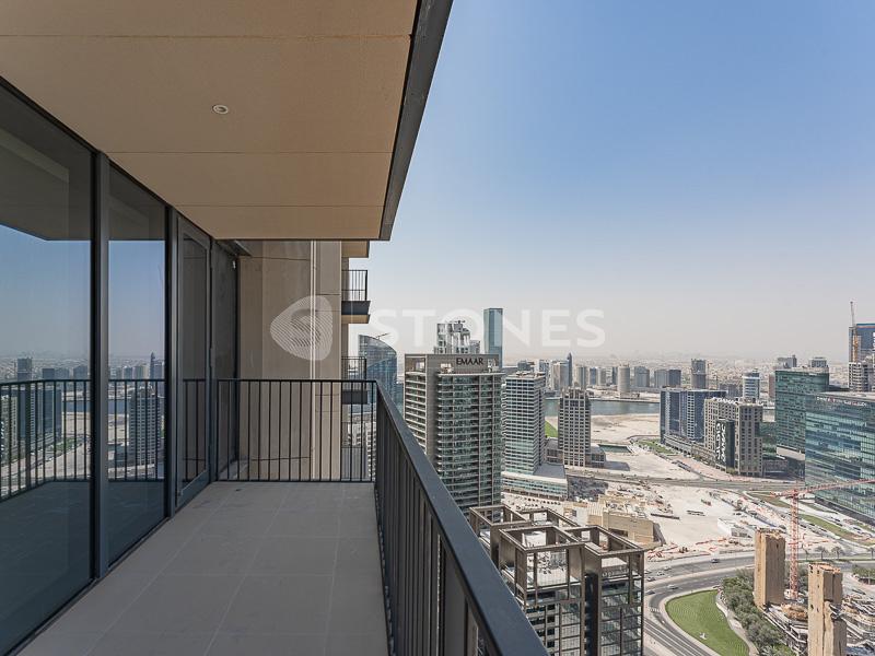 High Floor |Modern Finishing |Canal & Sea View