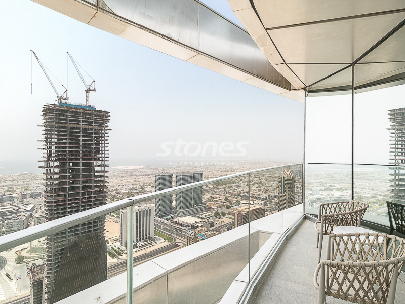 Exclusive | High Floor | Iconic Burj View