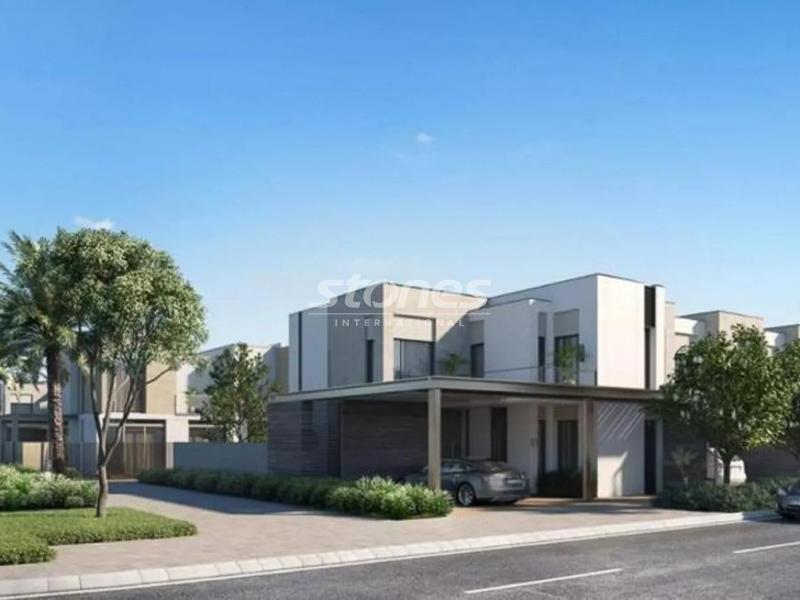 Single Row Townhouse   Huge Plot   Payment Plan