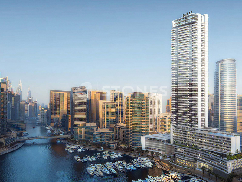 Marina View | Exclusive | Near to Mall | Luxurious