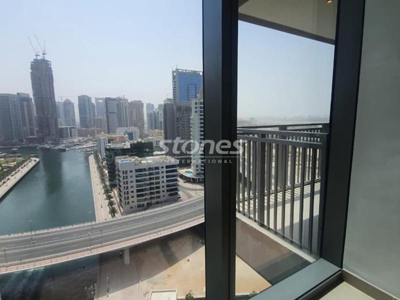 High Floor |Infinity Pool| Dubai Eye&Sea View