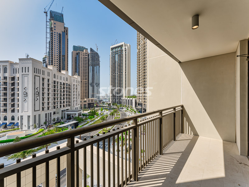 2BR For Rent in Dubai Creek Harbour w/ Creek View