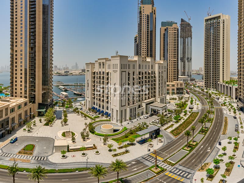3Bedroom Apt For Rent In Dubai Creek Tower 18A