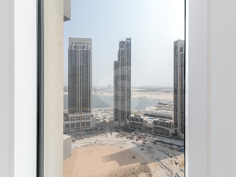 Huge Balcony | Park & Creek View | High-floor