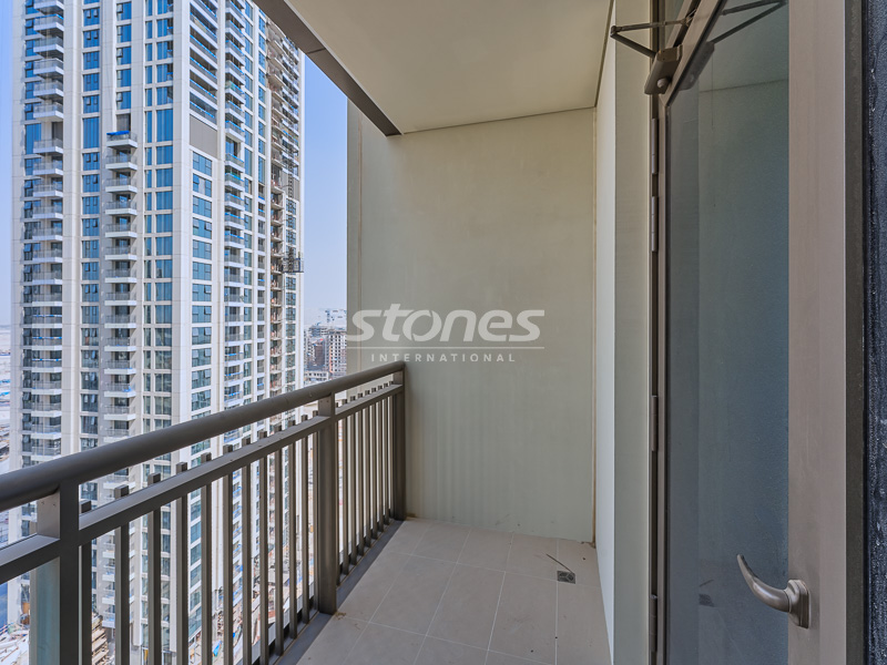 1BR Unfurnished Apartment for Sale w/ Balcony