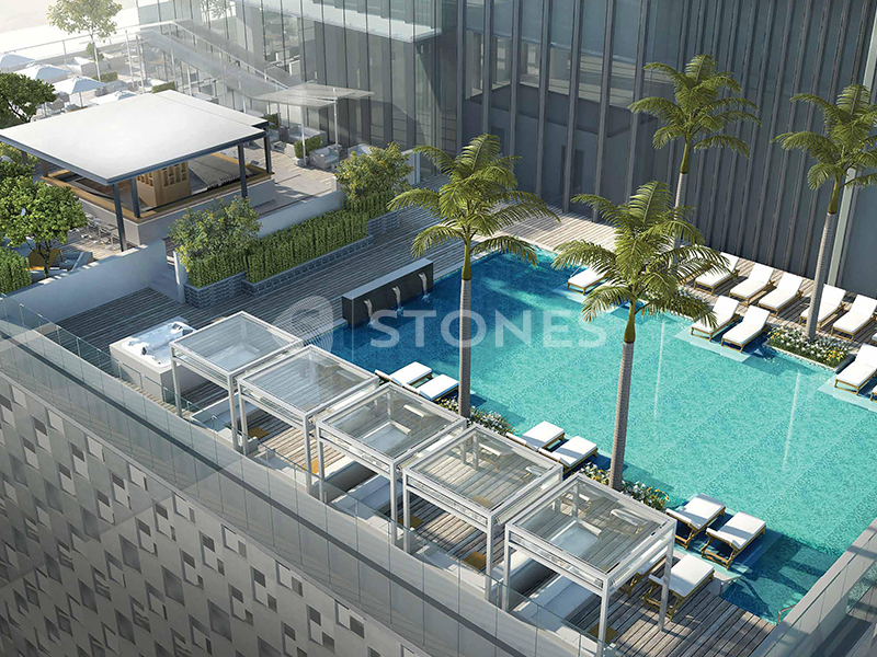 2BR Type A2 | with Sea and Greenery View