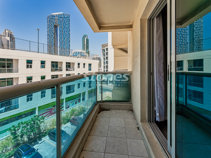 Semi-Furnished & Spacious With A Great View