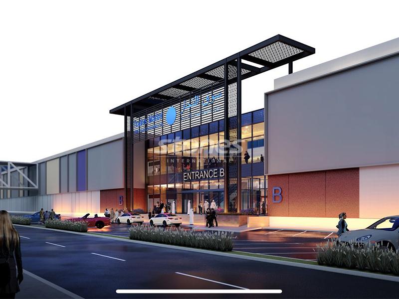 New Dragon Mart   Multi-options   Near Expo 2020