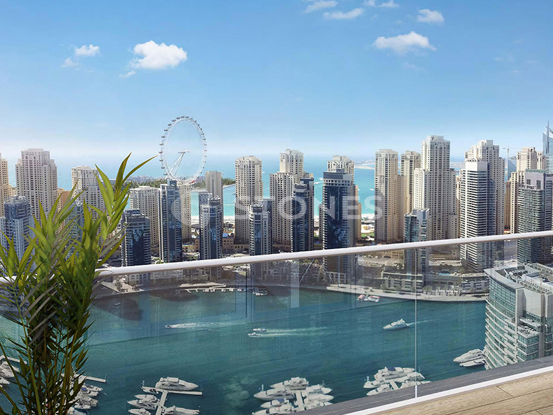 Dubai Eye View | Great Opportunity For Investment