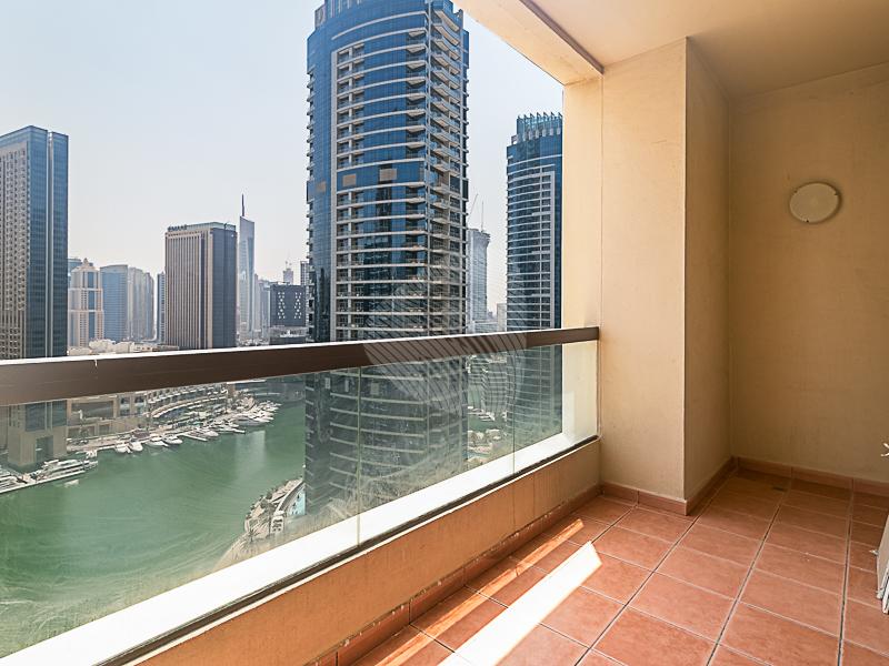 Bright and Spacious | Dubai Marina View | Duplex