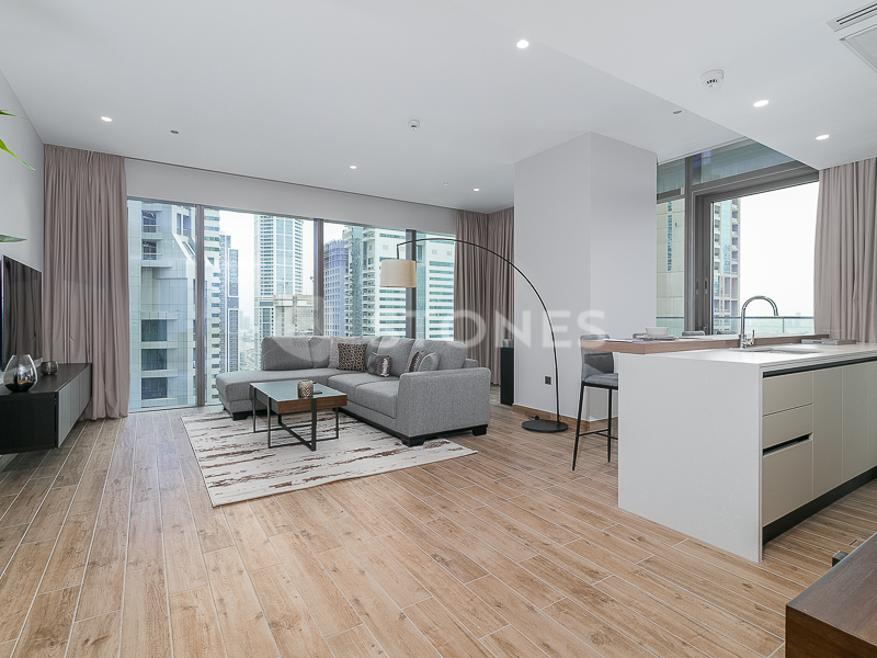 Exclusive | Fully Furnished & Ready To Move In