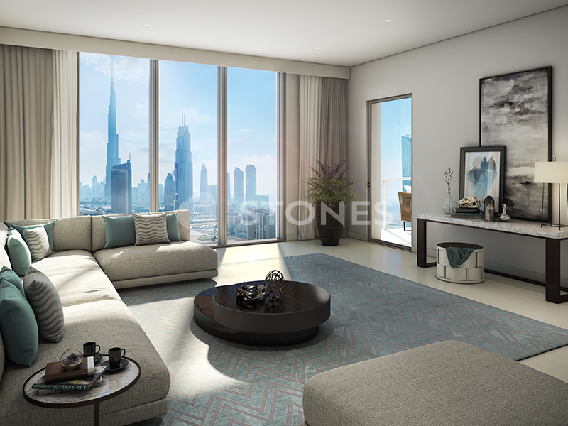 Resale | Beautiful Burj Khalifa View | Luxury
