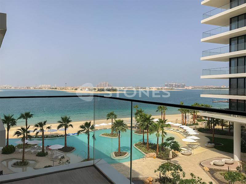 Genuine Listing | Breathtaking Sea View | Rented
