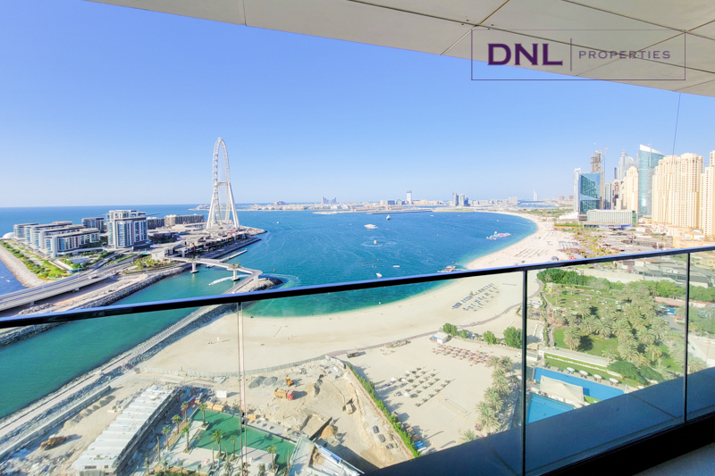 Astonishing View l High End Interiors l Serviced