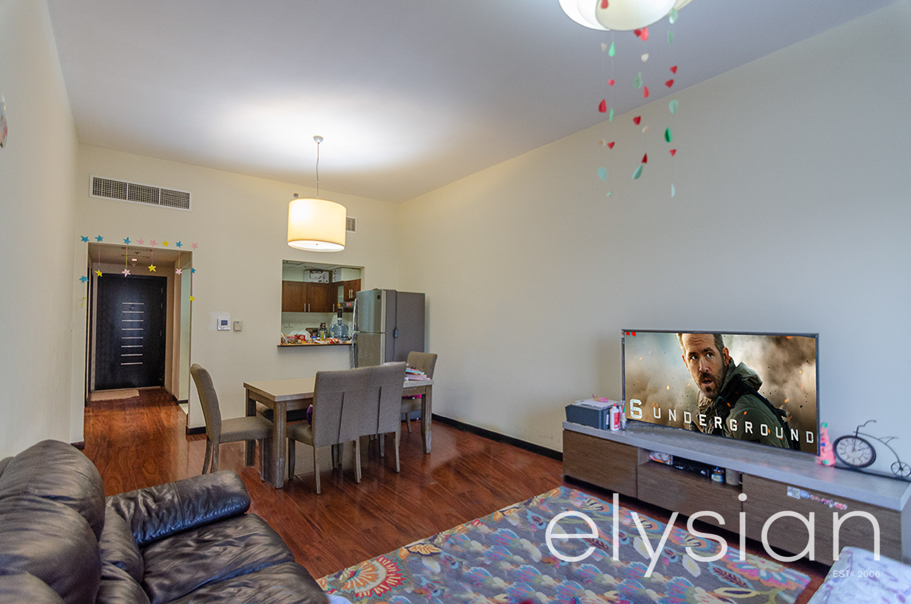 Best Property Lake View | Spacious 1Bed | Unfurnished