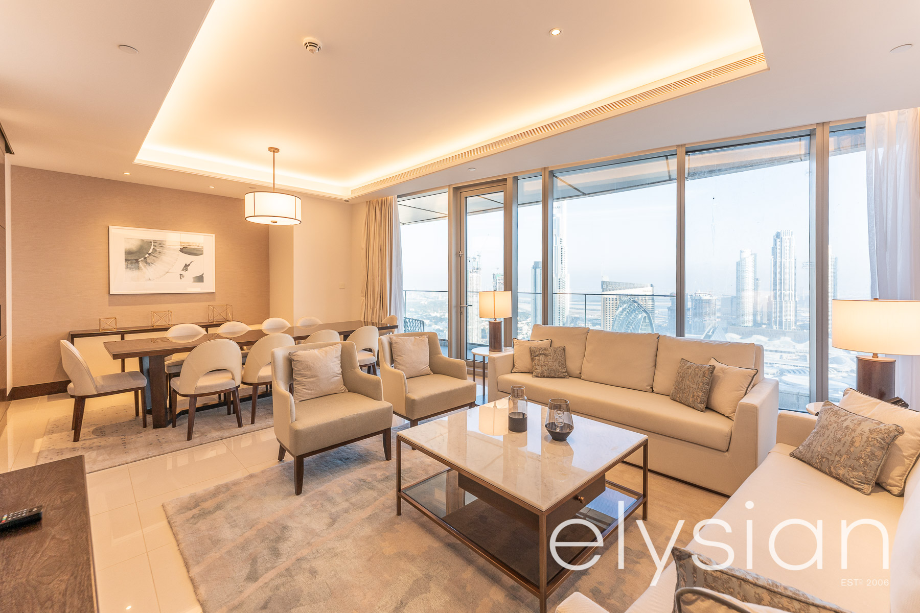 Best Property Stunning Furnished 4 Bedrooms | Sky Views