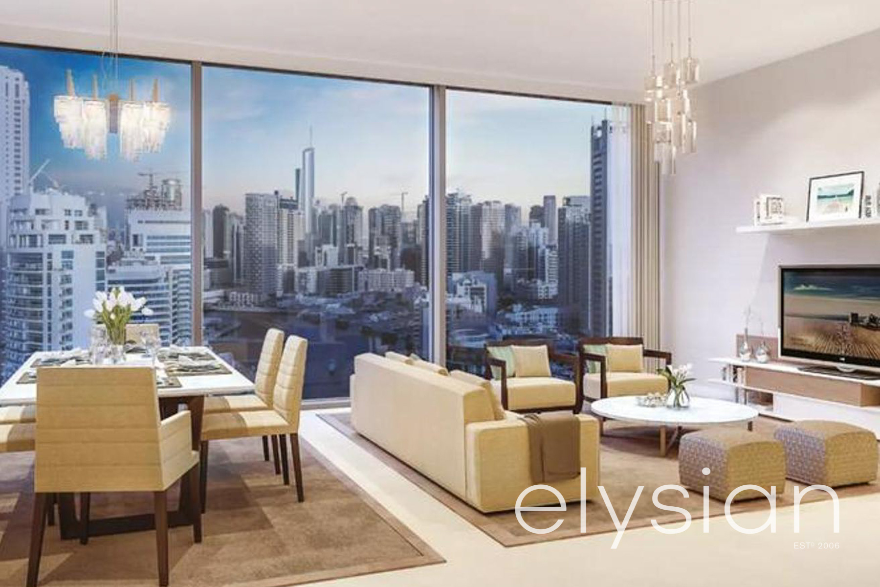 Best Property Spacious 1 Bed   Sea View   Prime Location